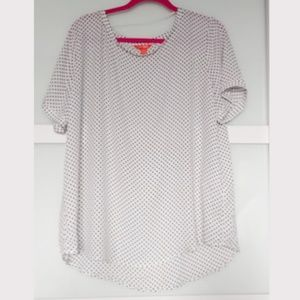 ‼️CLEAROUT‼️Polka-dot Blouse